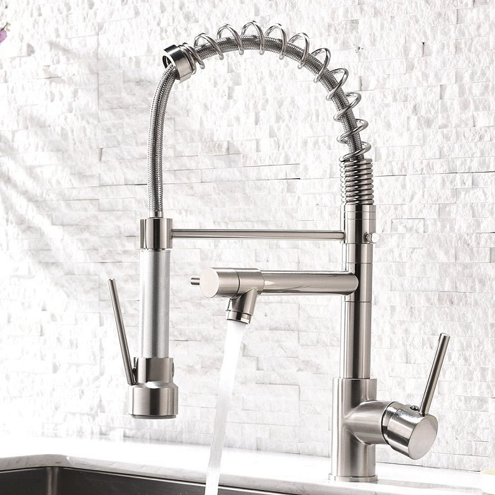 Best Kitchen faucets for hard water:
