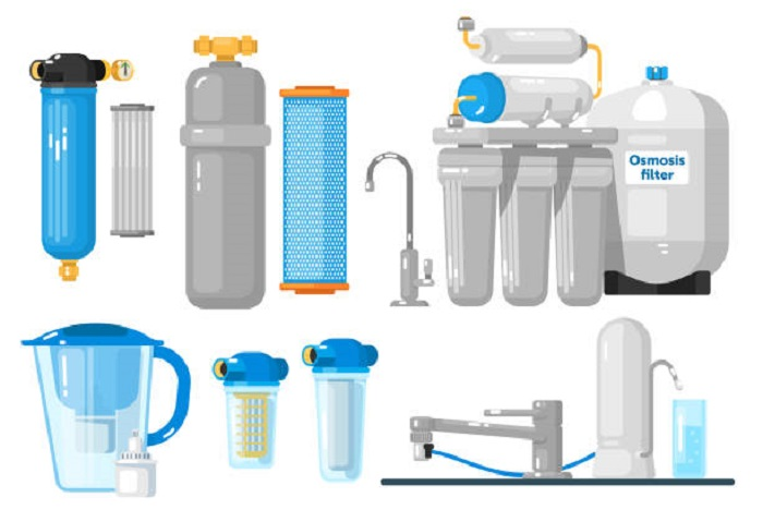 How to Use Filters to Improve Your Quality of Water 2021