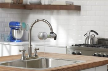 HOW DO FAUCET WATER FILTER WORK?