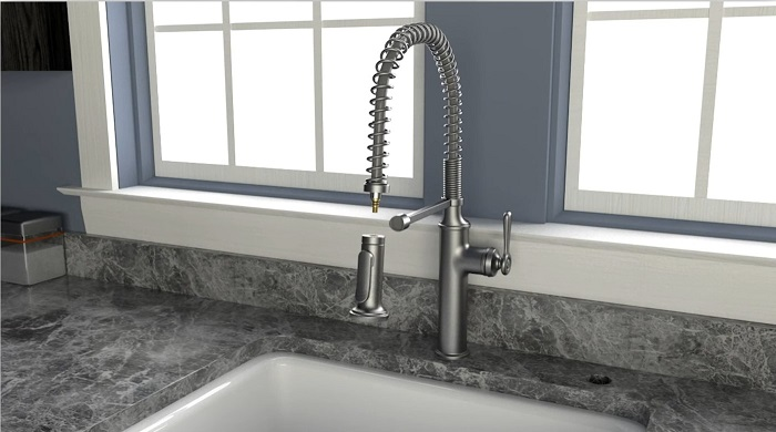 What is a faucet?